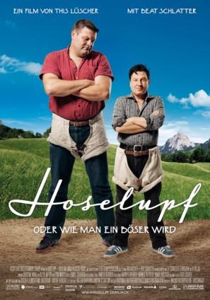 Hoselupf - Swiss Movie Poster (thumbnail)