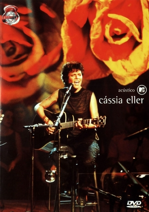 Acústico MTV: Cássia Eller - Brazilian DVD movie cover (thumbnail)
