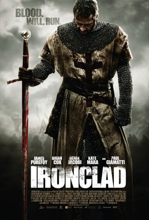 Ironclad - Movie Poster (thumbnail)