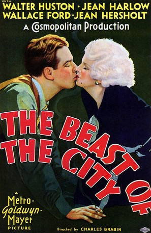 The Beast of the City - Movie Poster (thumbnail)