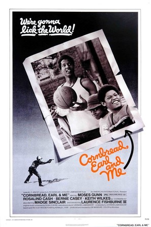 Cornbread, Earl and Me - Movie Poster (thumbnail)