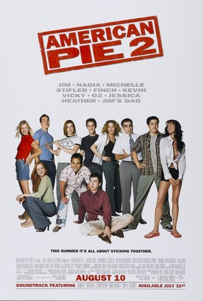 American Pie 2 - Movie Poster (thumbnail)