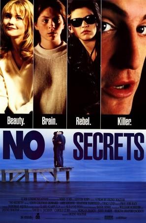 No Secrets - Movie Poster (thumbnail)