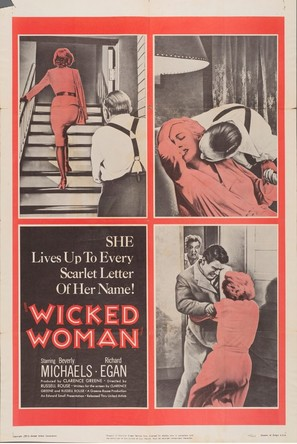 Wicked Woman - Movie Poster (thumbnail)
