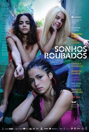 Sonhos Roubados - Brazilian Movie Poster (thumbnail)