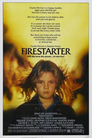 Firestarter - Movie Poster (thumbnail)