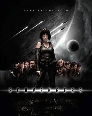 Scavengers - Movie Poster (thumbnail)