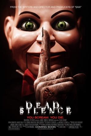 Dead Silence - Movie Poster (thumbnail)