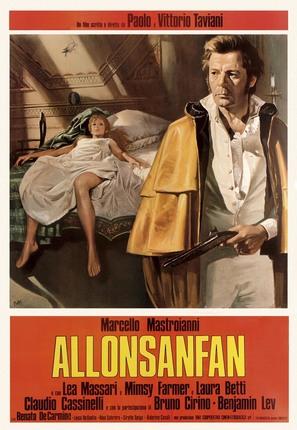 Allonsanfan - Italian Movie Poster (thumbnail)