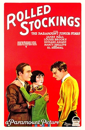 Rolled Stockings - Movie Poster (thumbnail)