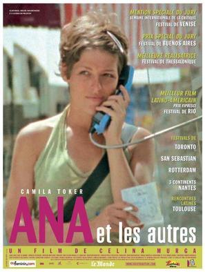 Ana y los otros - French poster (thumbnail)
