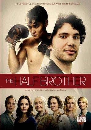 """Halvbroren"" - DVD movie cover (thumbnail)"