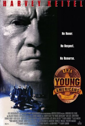 The Young Americans - Movie Poster (thumbnail)