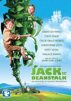 Jack and the Beanstalk - DVD cover (thumbnail)