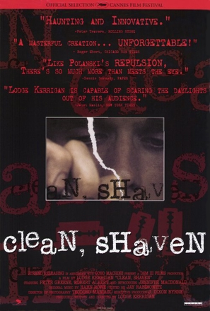 Clean, Shaven - Movie Poster (thumbnail)