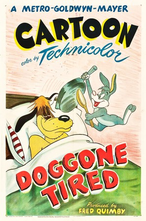 Doggone Tired - Movie Poster (thumbnail)