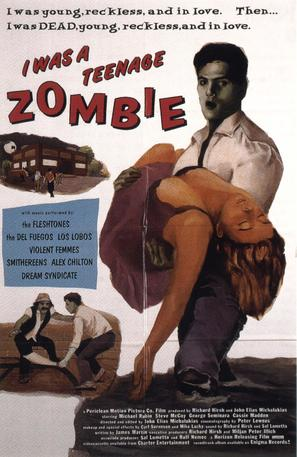 I Was a Teenage Zombie - Movie Poster (thumbnail)