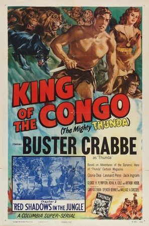 King of the Congo - Movie Poster (thumbnail)