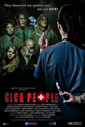 Sick People - Movie Poster (thumbnail)