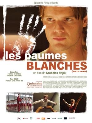 Fehér tenyér - French Movie Poster (thumbnail)