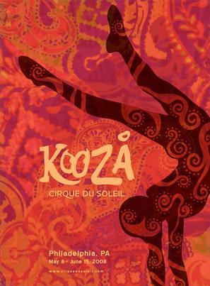 Cirque du Soleil: Kooza - Movie Poster (thumbnail)