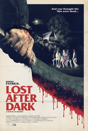 Lost After Dark - Canadian Movie Poster (thumbnail)