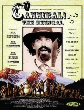 Alferd Packer: The Musical - Movie Poster (thumbnail)