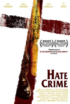 Hate Crime - Movie Poster (thumbnail)
