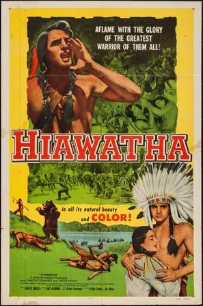 Hiawatha - Movie Poster (thumbnail)
