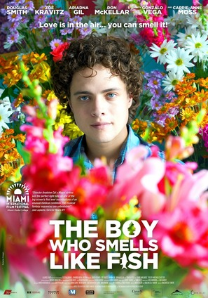 The Boy Who Smells Like Fish