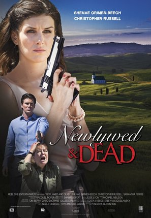 Newlywed and Dead - Canadian Movie Poster (thumbnail)