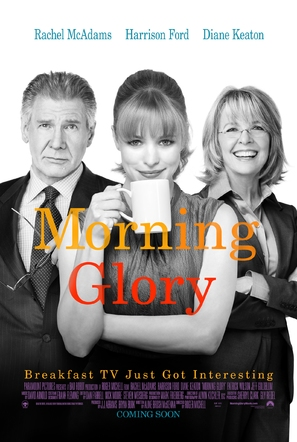 Morning Glory - Movie Poster (thumbnail)