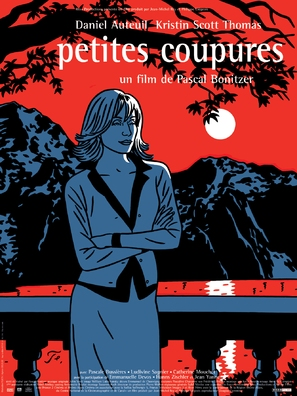 Petites coupures - French Movie Poster (thumbnail)