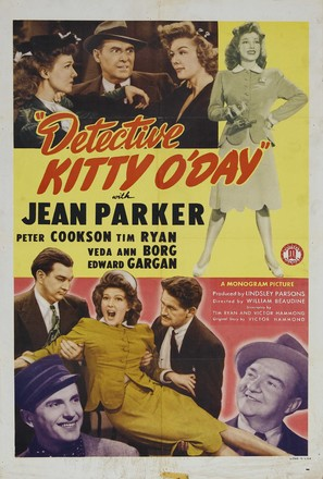 Detective Kitty O'Day - Movie Poster (thumbnail)