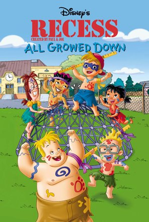 Recess: All Growed Down - Movie Cover (thumbnail)