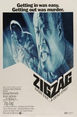 Zigzag - Movie Poster (thumbnail)