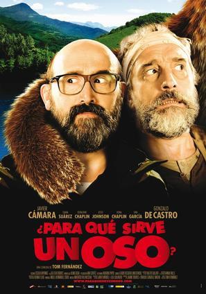 ¿Para qué sirve un oso? - Spanish Movie Poster (thumbnail)