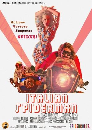 Italian Spiderman - Movie Poster (thumbnail)