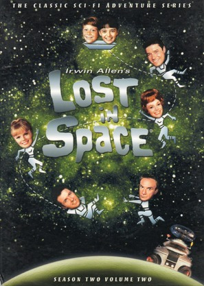 """Lost in Space"" - DVD movie cover (thumbnail)"