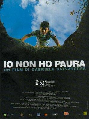 Io non ho paura - Italian Movie Poster (thumbnail)