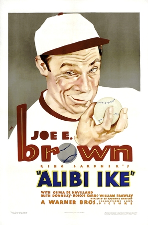 Alibi Ike - Movie Poster (thumbnail)