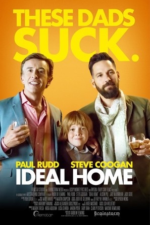 Ideal Home - Movie Poster (thumbnail)