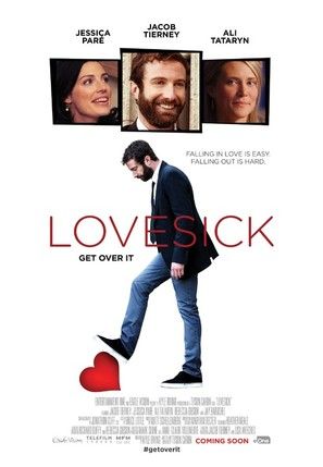 Lovesick - Canadian Movie Poster (thumbnail)