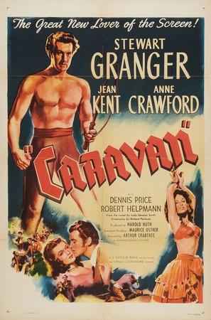 Caravan - Movie Poster (thumbnail)