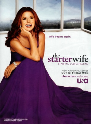 """""""The Starter Wife"""" - Movie Poster (thumbnail)"""