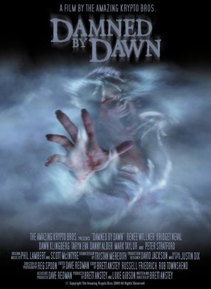 Damned by Dawn - British Movie Poster (thumbnail)