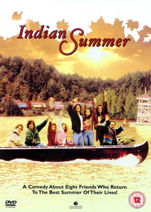 Indian Summer - British Movie Cover (thumbnail)