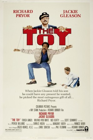 The Toy - Movie Poster (thumbnail)