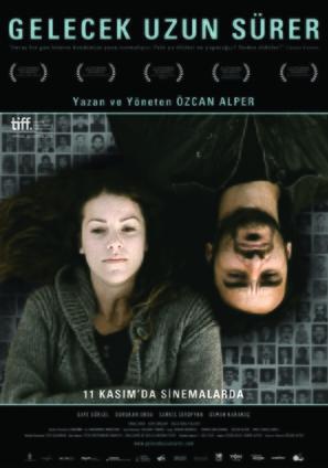 Gelecek Uzun Sürer - Turkish Movie Poster (thumbnail)