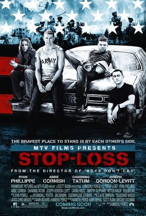 Stop-Loss - Movie Poster (thumbnail)